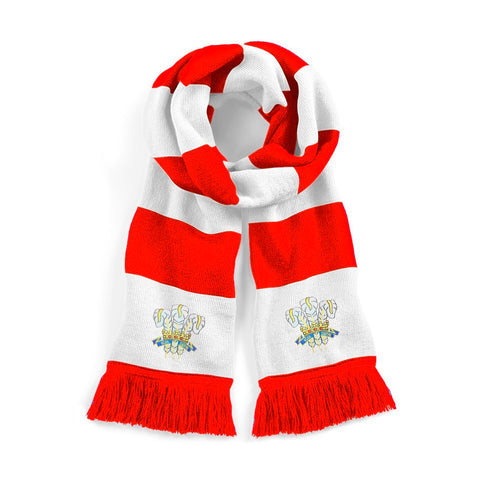 Wales Retro Rugby Scarf 1970s - Scarf