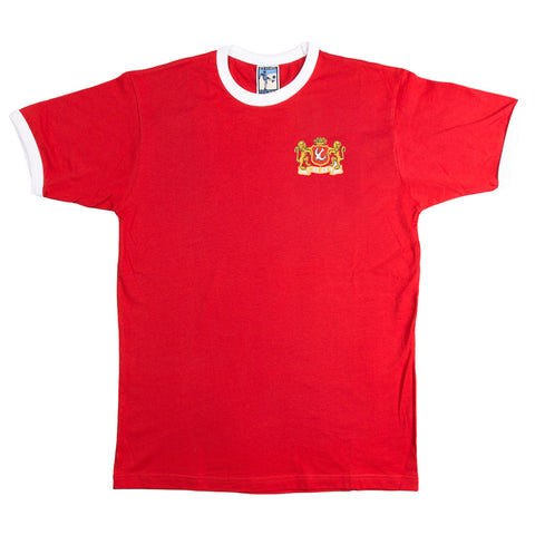 Walsall Retro Football T Shirt 1960s - T-shirt