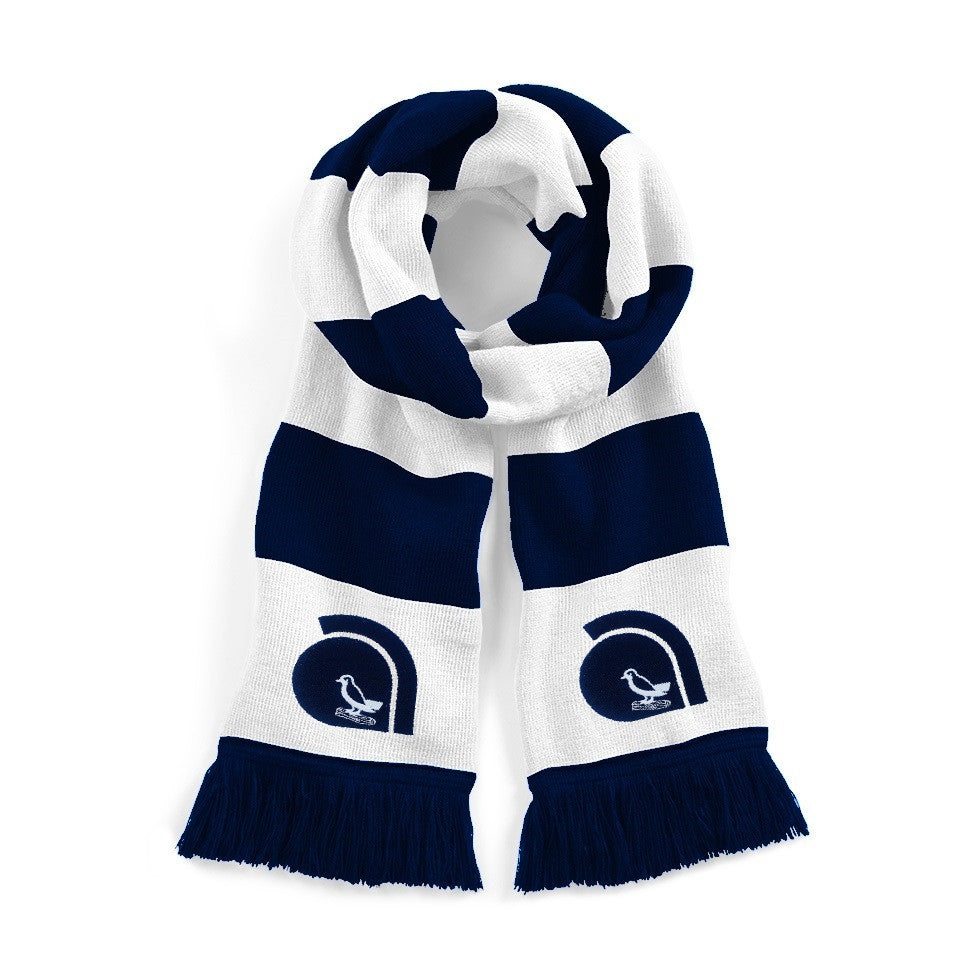 West Bromwich Albion 1978-80 Scarf - Old School Football