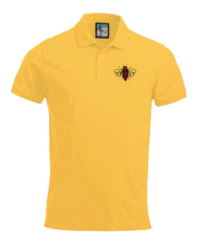 Watford Retro 1960s Football Polo Shirt
