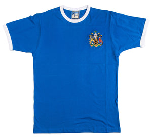 Wigan Athletic Retro Football T Shirt 1989 - 1995 - T-shirt