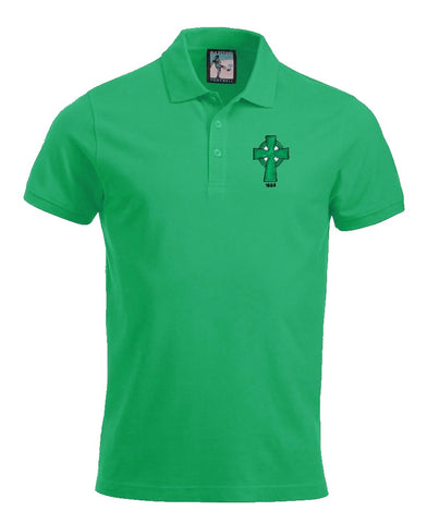 Celtic Retro Football 1888 Polo Shirt - Polo