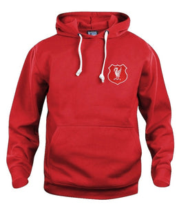 Liverpool Retro Football Hoodie - Hoodie