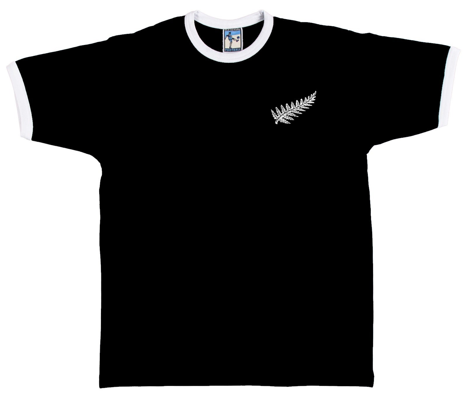 New Zealand National Rugby T-Shirt - Old School Football