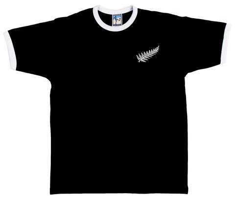 New Zealand Rugby Retro T Shirt - T-shirt