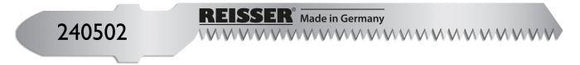 REISSER JIGSAW BLADES FOR WOOD  (Pack 5pcs) T101AO