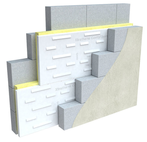 Xtratherm CavityTherm Full Fill Wall