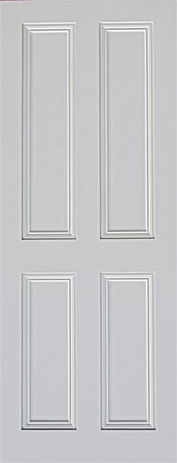 Indoors Ardmore 4 Panel Primed Door All Sizes Available