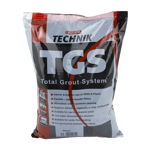 TECHNIK TGS BLACK GROUT 5KG