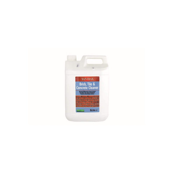 SANTRAX BRICK TILE & CONCRETE CLEANER 5LTR