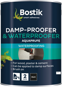 BOSTIK DAMP PROOF WATERPROOFER 2.5LTR