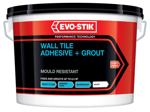 TILE A WALL ADHESIVE & GROUT WATERPROOF STANDARD