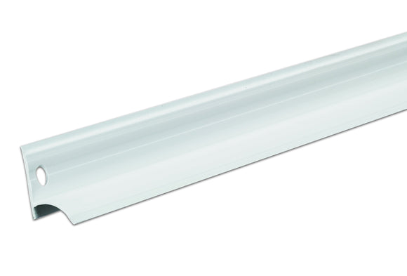 BATHSEAL (GOES OVER TILE) SEAL STRIP WHITE 1.83M