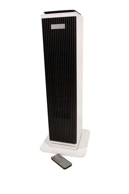 Tall Fan Heater with two Speeds