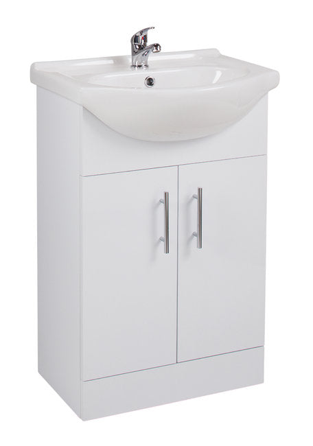 Bathroom Vanity Unit - Tap not included