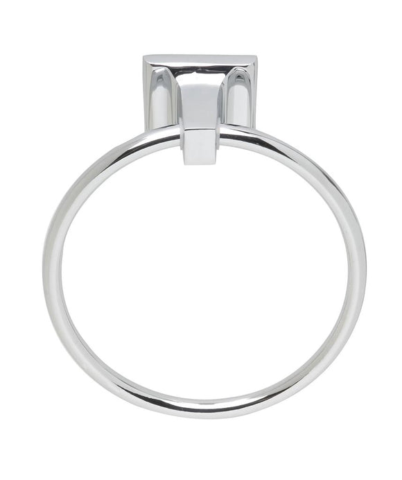 TEMA ROMA CHROME TOWEL RING