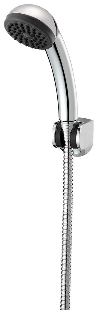 EUROSHOWERS NO.1 PACK CHROME (HOSE/HEAD/BRACKET)