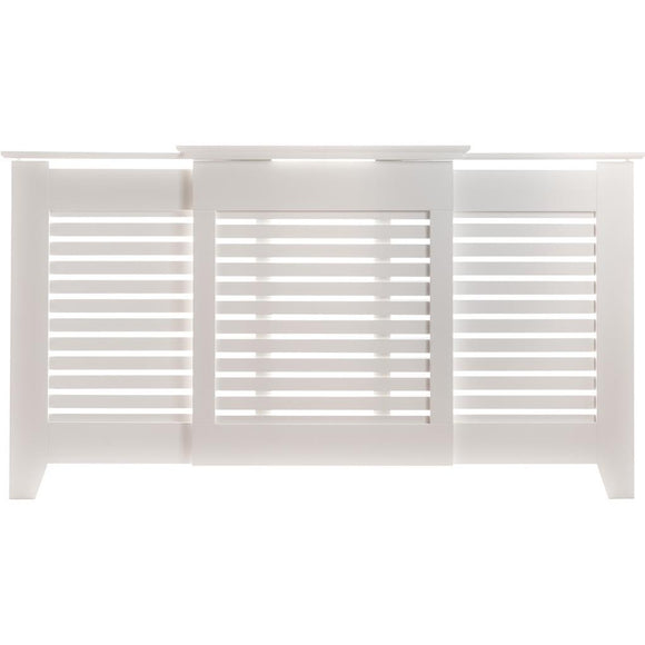 TEMA CONTEMPORARY ADJUST RAD CAB WHITE MEDIUM