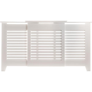 TEMA CONTEMPORARY ADJUST RAD CAB WHITE LARGE
