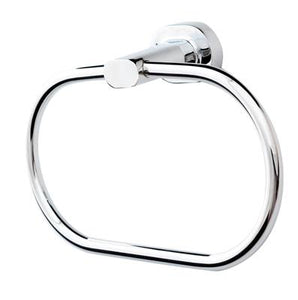 TEMA SOFIA TOWEL RING CHROME