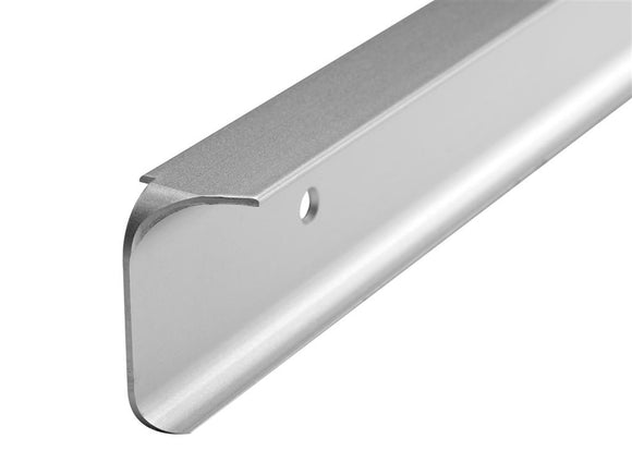 WORKTOP SILVER 38MM  CORNER JOINT 10MM PROFILE