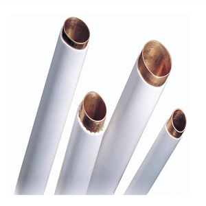 Copper Tube PVC Coated Coil 10mm X 50Mtr