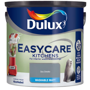 Dulux Easycare Kitchens Sea smoke  2.5L