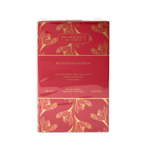 The Merchant Of Venice Byzantium Saffron EDP - 100ml