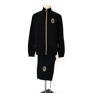 Billionaire Training Suit Black&Gold