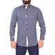 Billionaire Shirt Blue Size S