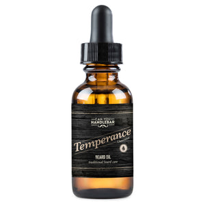 Can You Handlebar Beard Oil Temperance - 30ml