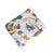 Blumarine Adele Throw Blu 140X180 cm