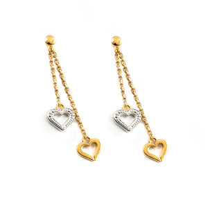 Fontenay Earrings Gold