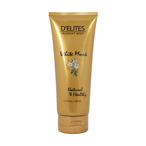D Elites White Musk Body Cream 220Ml