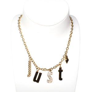Just Cavalli Necklace With Just Charm