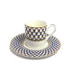 Karosa 90cc Cups and Saucer