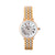 Korloff Ladies Watch Two Tone Stainless Steel Case And Bracelet