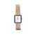 Korloff Ladies Watch Opera Collection Two Tone Steel Case And Rosegold Bracelet