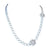 Korloff White Gold Necklace With Diamonds