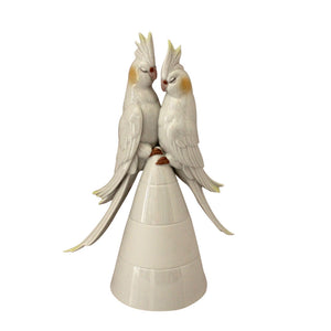 Lladro Nymphs In Love Figurine