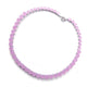 Les Nereides Pink Stones La Diamantine Luxurious Chocker