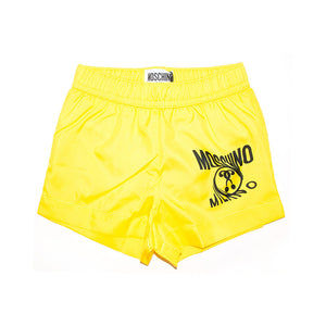 Moschino Blazing Yellow Swimsuit