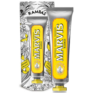 Marvis Rambas Toothpaste - 75ml