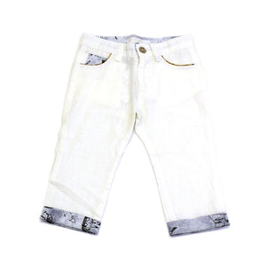 Alviero Martini White Trousers
