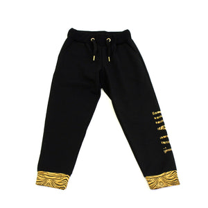 Alviero Martini Black Trousers