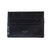 Ferre Milano Card Holder Black Leather