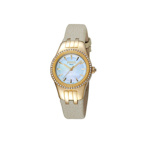 Ferre Milano Mop Ladies Watc With Grey Strap