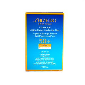 Shiseido Expert Sun Aging Protection Lotion SPF50+ - 100ml