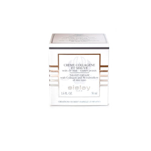 Sisley Night Cream with Collagen and Woodmallow All Skin Types - 50ml