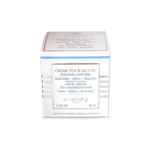 Sisley Neck Cream The Enriched formula Firms - Refines - Remodels - 50ml